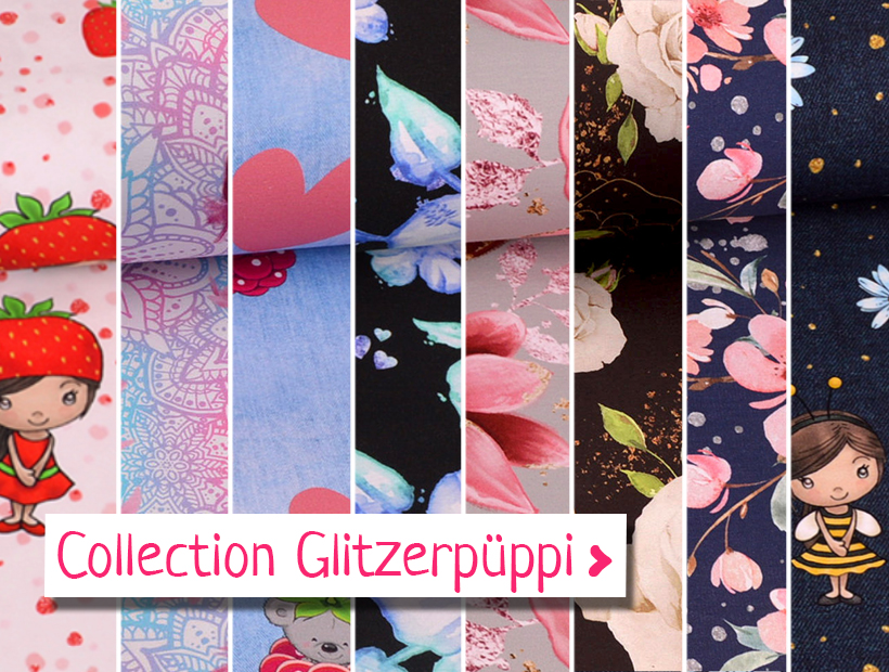 Collection Glitzerpueppi